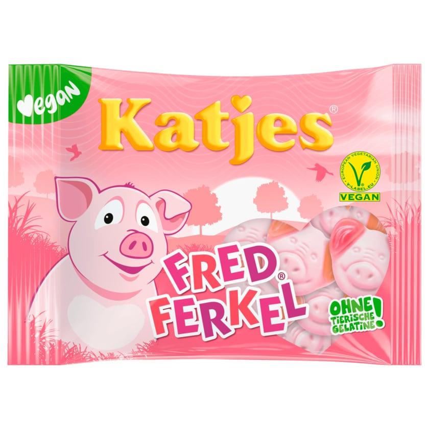 Katjes Fruchtgummi Fred Ferkel 200g