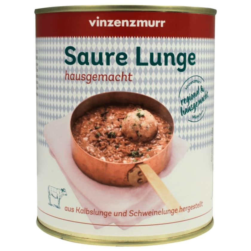 Vinzenzmurr Saure Lunge 800ml