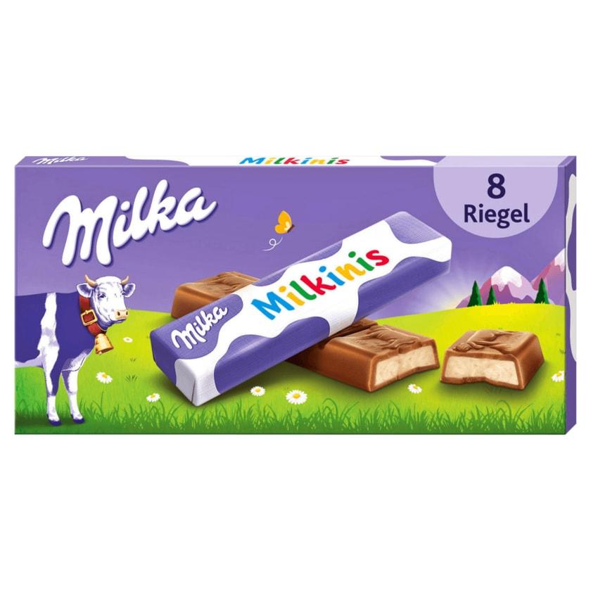 Milka Schokoriegel Milkinis 87,5g