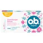 o.b. Tampons Original Normal 16 Stück
