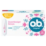 o.b. Tampons Original Normal 32 Stück