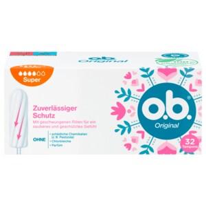 o.b. Original Super 32 Stück