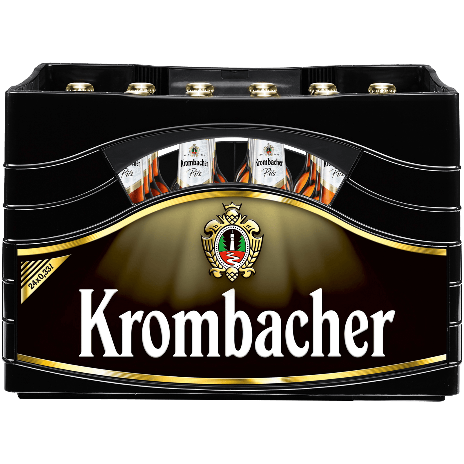 Krombacher Pils 24x033l Bei Rewe Online Bestellen