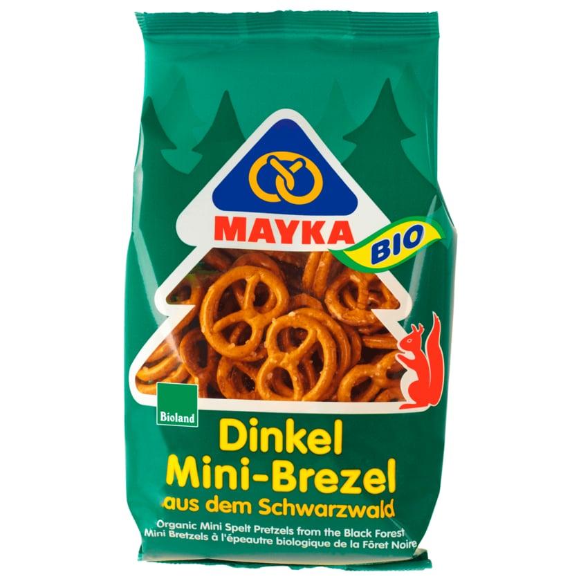 Mayka Bio Dinkel Mini-Brezel 150g