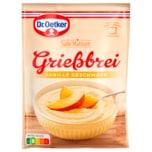 Dr. Oetker Grießbrei Vanille-Geschmack 90g