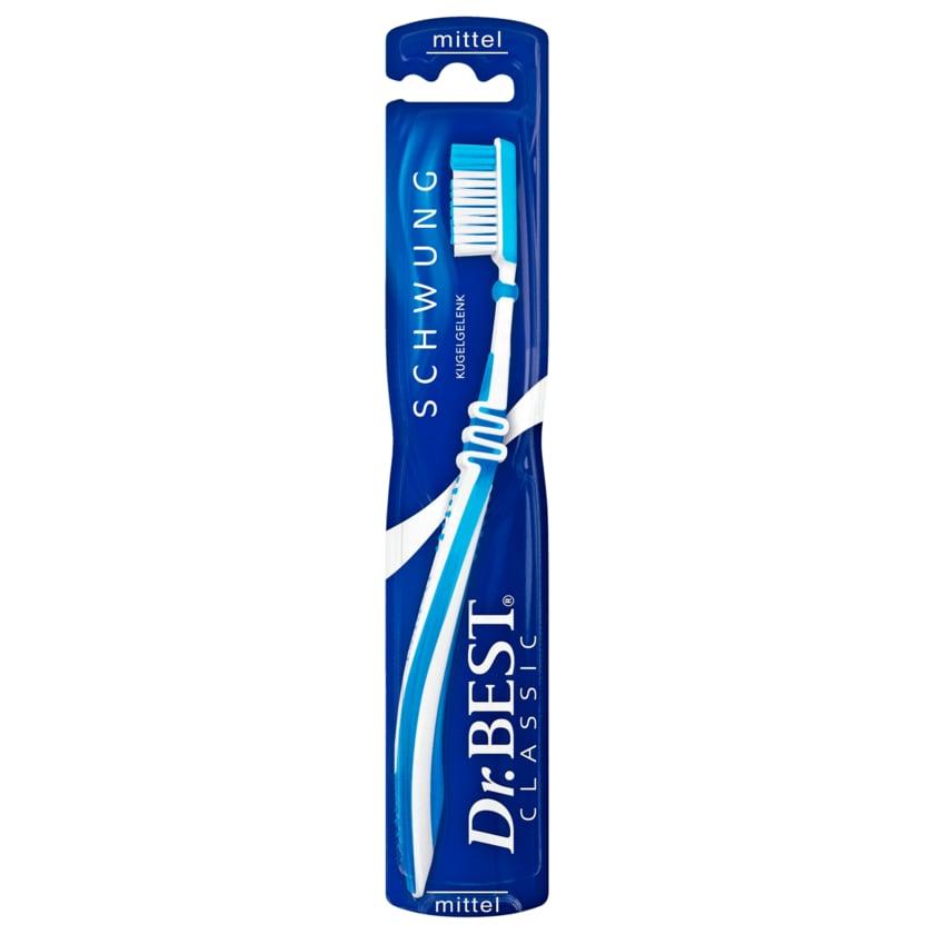 Dr. Best Zahnbürste Schwingkopf mittel
