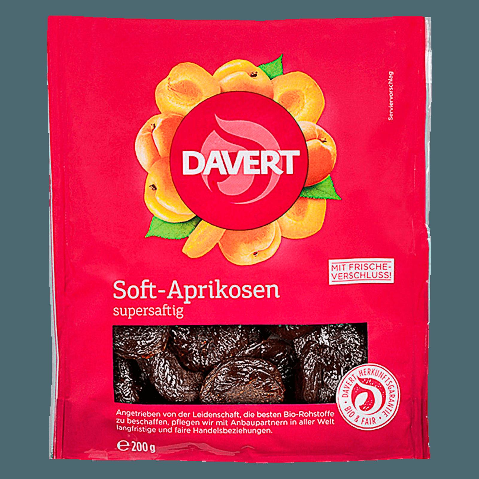 Davert Soft Aprikosen 200g