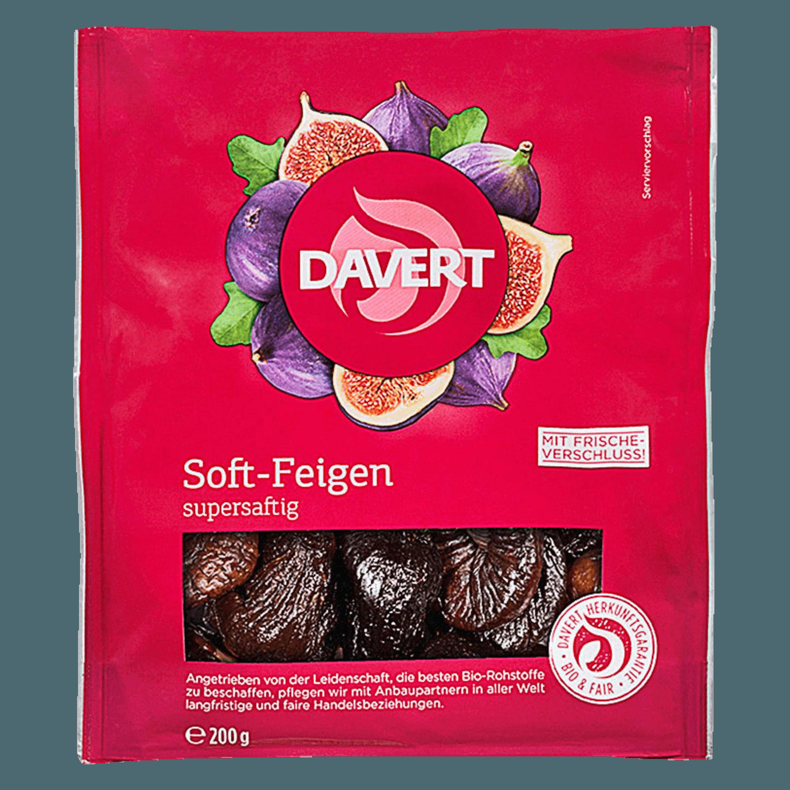 Davert Soft Feigen 200g