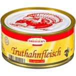 Dreistern Truthahnfleisch im eigenen Saft 300g