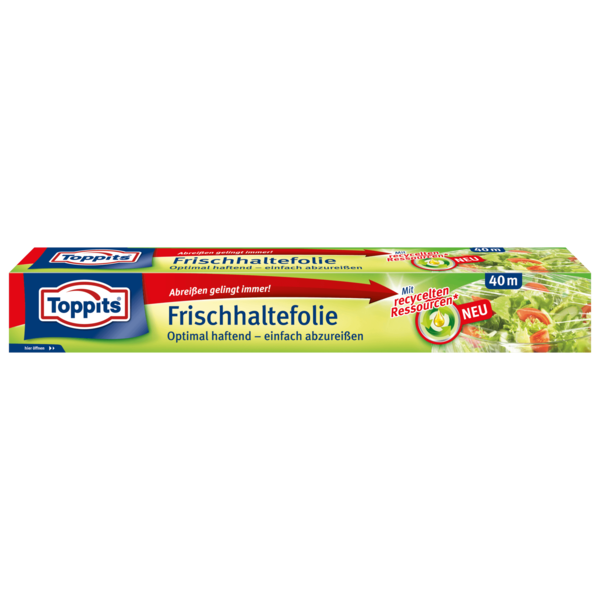 Toppits Frischhaltefolie