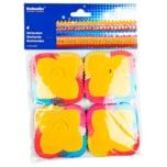 Riethmüller Girlanden mit gefärbten Rändern 4 Stück