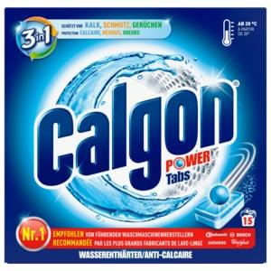 Calgon 2in1 Wasserenthärter Tabs 15x13g