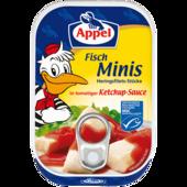 Appel MSC Hits für Kids Fisch-Minis in Ketchup-Sauce 100g DS