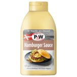 P&W American Style Hamburger-Sauce 425ml
