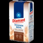 Diamant Roggenmehl Vollkorn 1kg