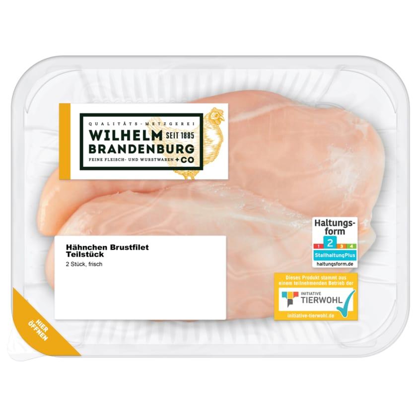 Wilhelm Brandenburg Hähnchenbrustfilet ca.550g, 2 Stück