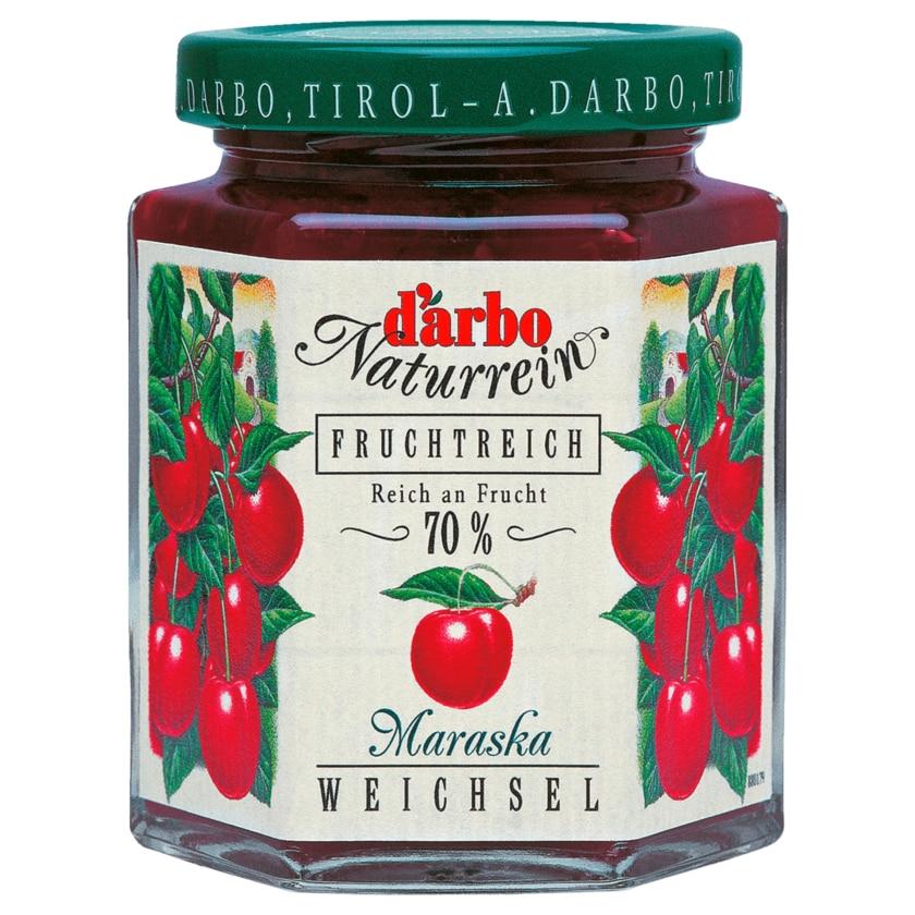 D'arbo Fruchtreich Maraska Weichsel 200g
