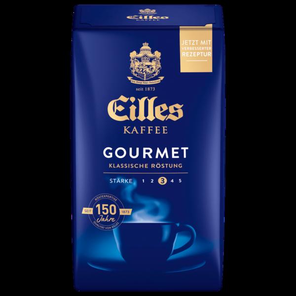 J.J. Darboven Eilles Gourmet-Café gemahlen 500g