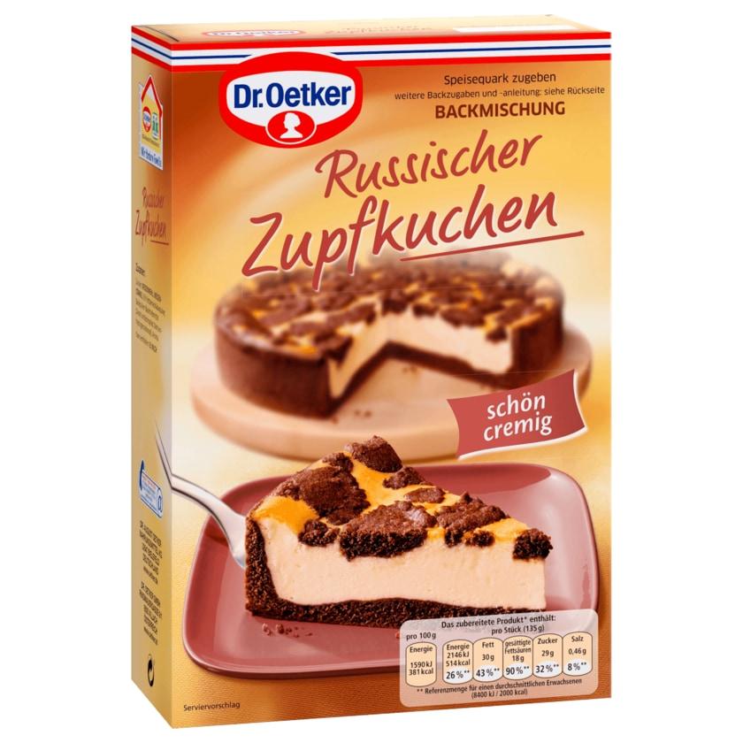 Dr. Oetker Russischer Zupfkuchen 670g