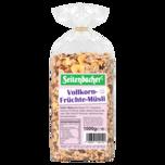 Seitenbacher Vollkorn-Früchte-Müsli Vorratspack 1kg