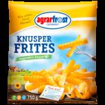 Agrarfrost Knusper Frites 750g