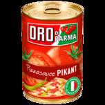 Oro di Parma Pizzasauce pikant 425ml