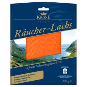 Krone Fisch Räucher-Lachs 200g