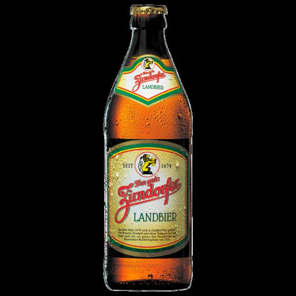 Zirndorfer Landbier Hell 0,5l