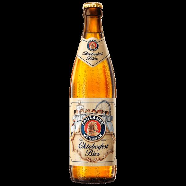 Paulaner Oktoberfest Bier 0,5l