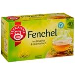 Teekanne Fencheltee 120g, 40 Beutel