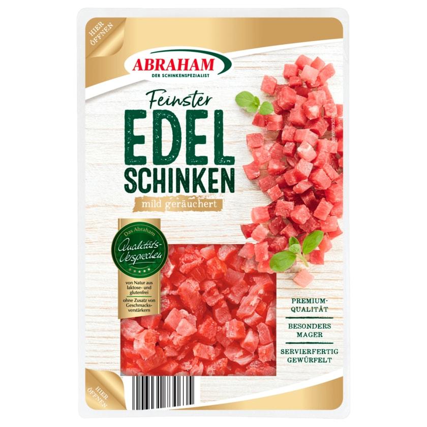 Abraham Würfelschinken Premium geräuchert 2x100g