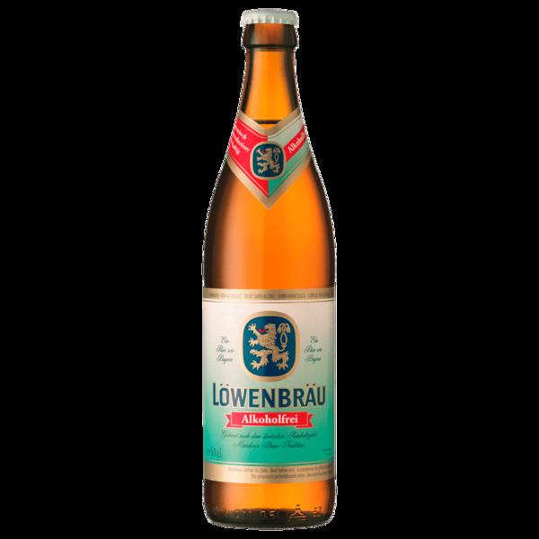 Löwenbräu alkoholfrei 0,5l