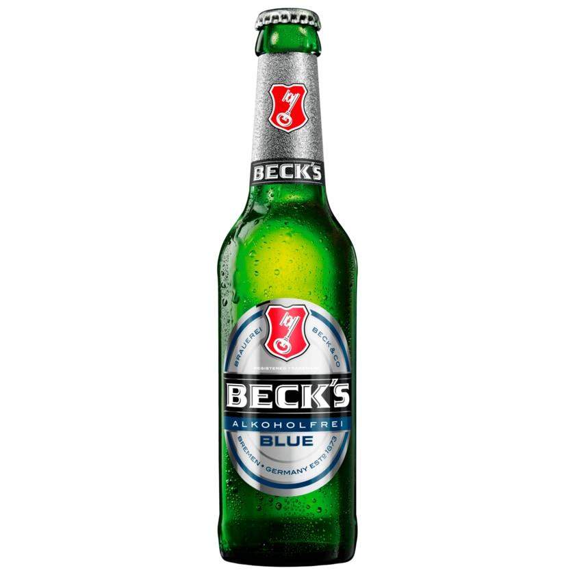 Beck's Blue alkoholfrei 0,33l
