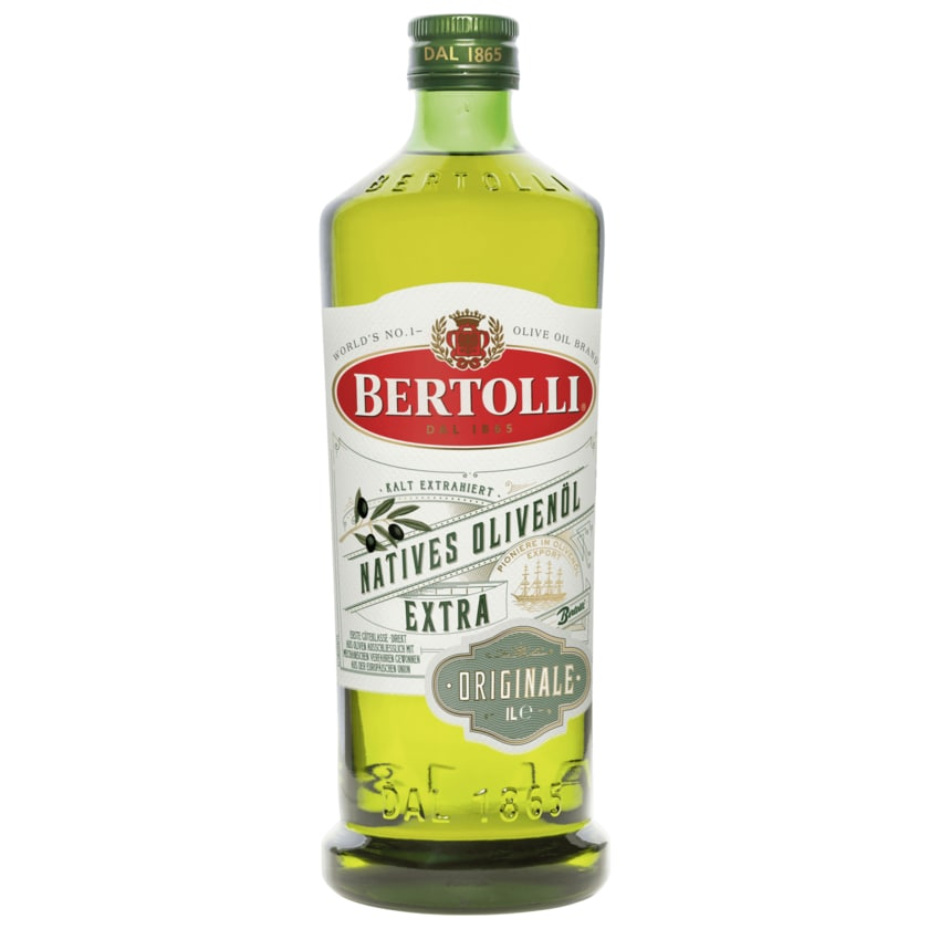 Bertolli Extra vergine Olivenöl 1l