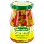 Feinkost Dittmann Olivensalat spanischer Art 220g