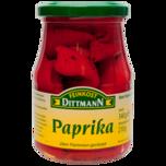 Feinkost Dittmann Paprika geröstet 210g