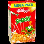 Kellogg's Smacks Mega Pack 600g