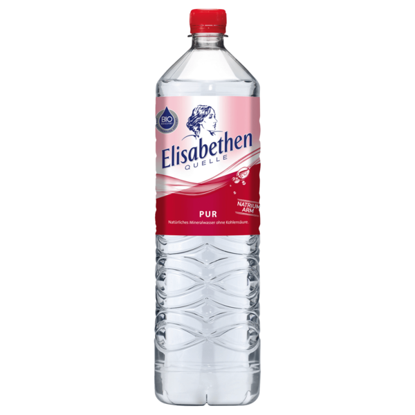Elisabethen Quelle Mineralwasser Still 1,5l