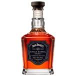 Jack Daniel's Tennessee Whiskey Single Barrel 0,7l