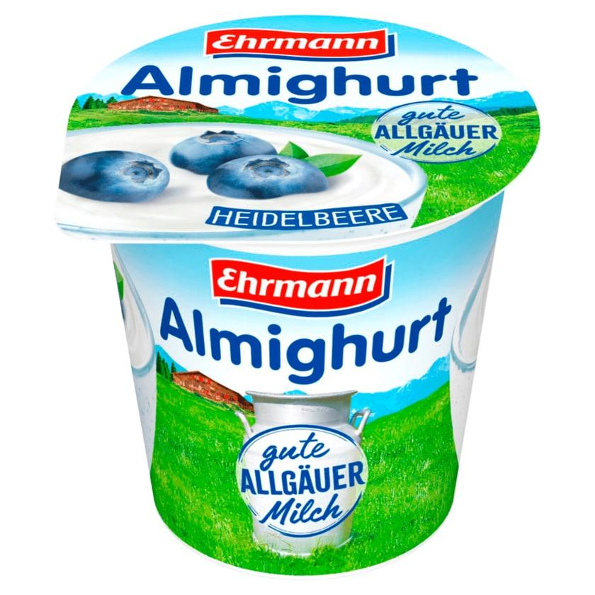 Ehrmann Almighurt Heidelbeere 150g