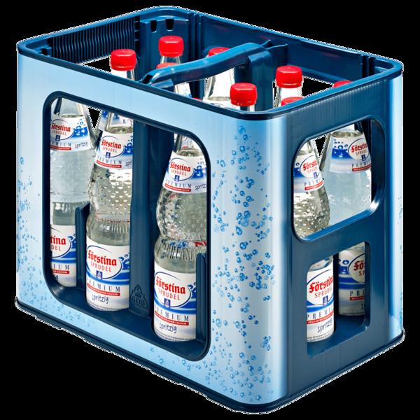 Förstina-Sprudel Premium Spritzig 12x0,7l