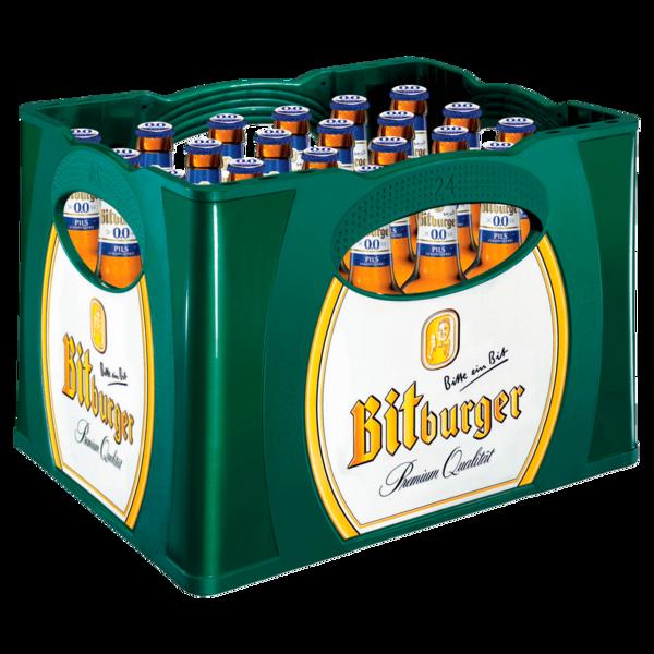 Bitburger alkoholfrei 24x0,33l