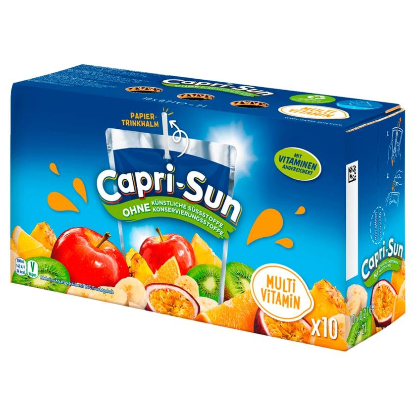 Capri-Sun Multivitamin Multipack 10x200ml