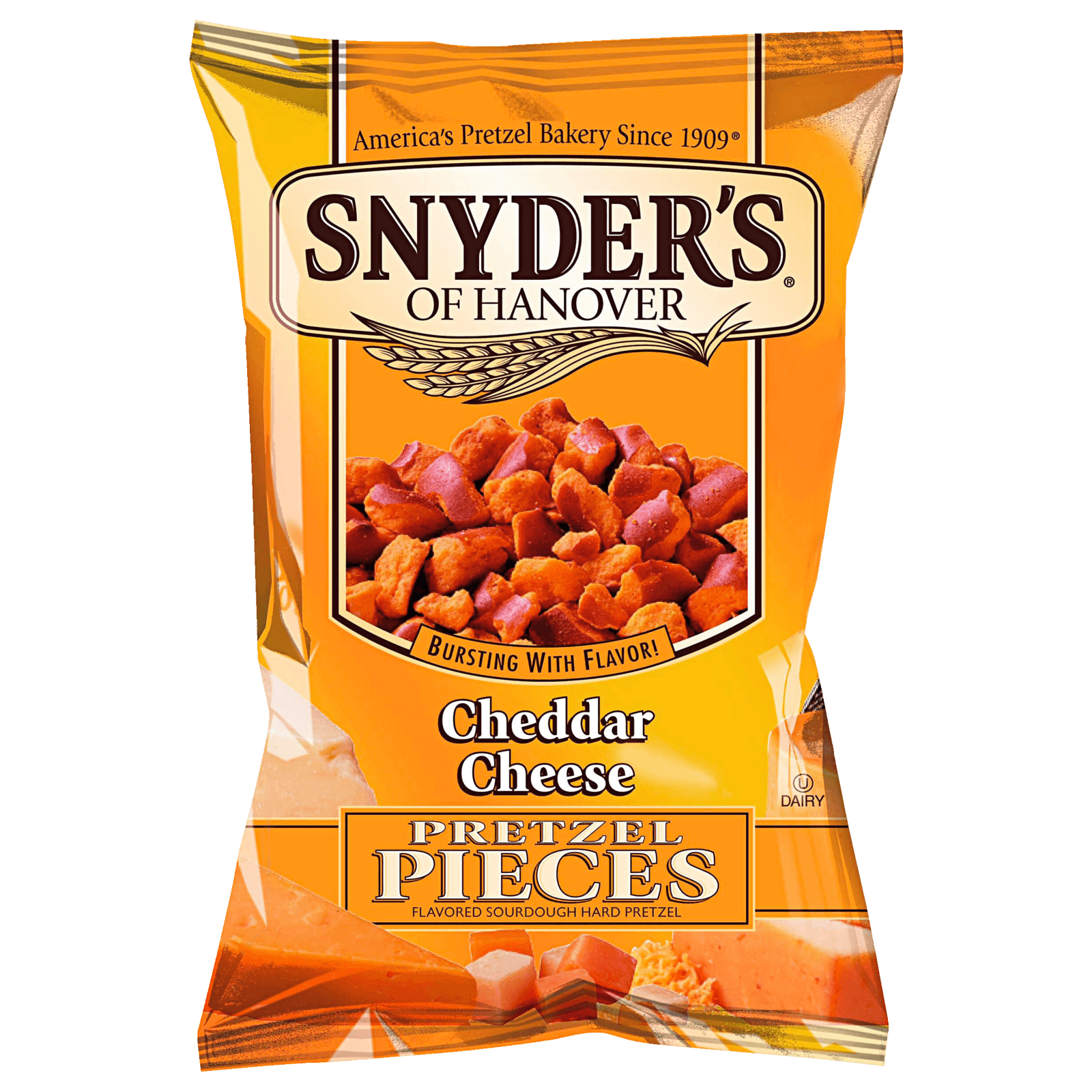 Snyder's Cheddar Cheese 125g