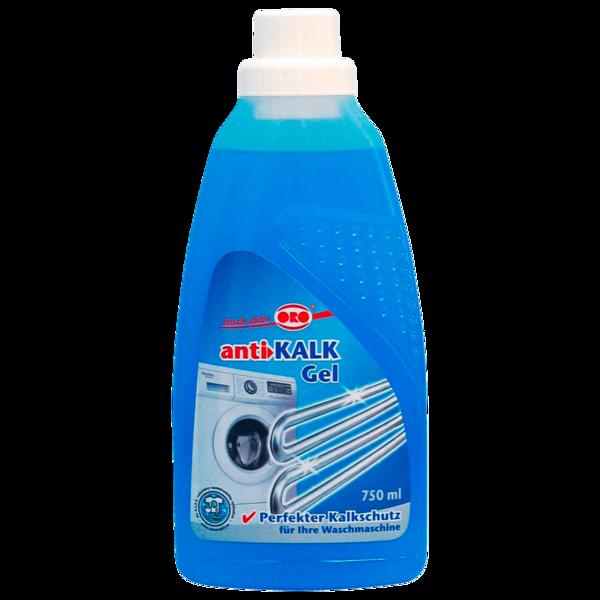 Frisch aktiv Anti-Kalk Wasserenthärter Liquid Gel 750ml