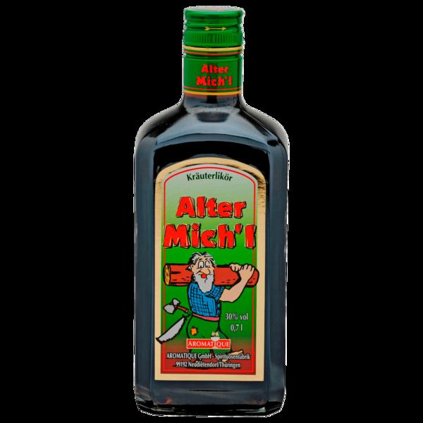 Aromatique Alter Mich'l Kräuter-Likör 0,7l