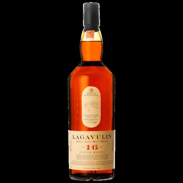 Lagavulin Single Islay Malt Scotch Whisky 16 Jahre 0,7l