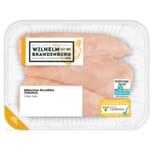 Wilhelm Brandenburg Frische Hähnchenbrustfilets 3 Stück ca. 500g