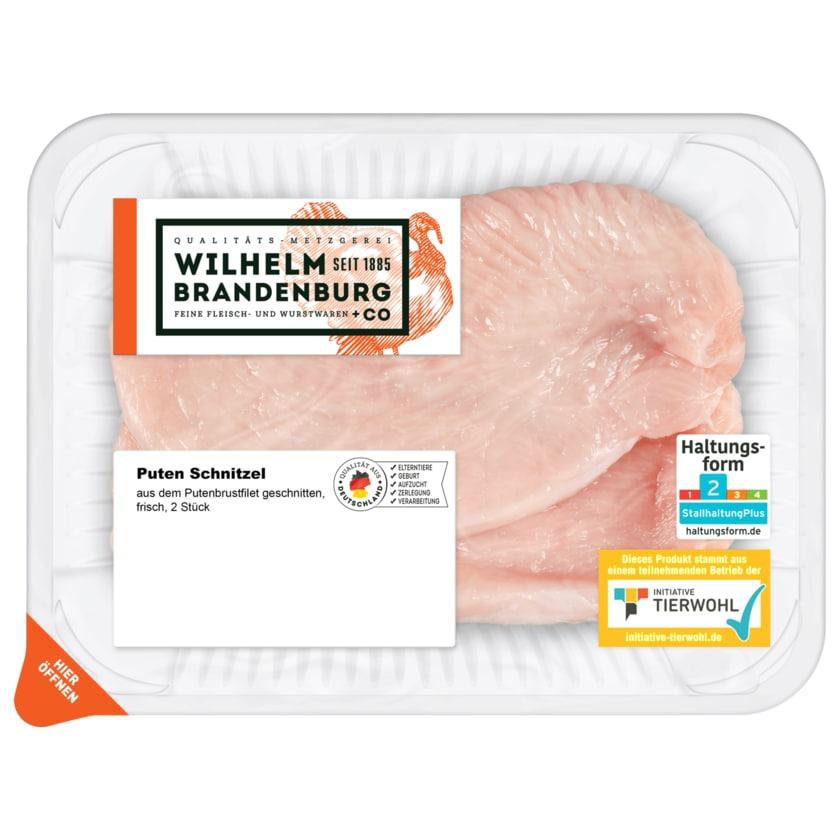 Wilhelm Brandenburg Frische Puten-Schnitzel ca. 290g