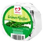 Herzgut Weichkäse Grüner Pfeffer 150g